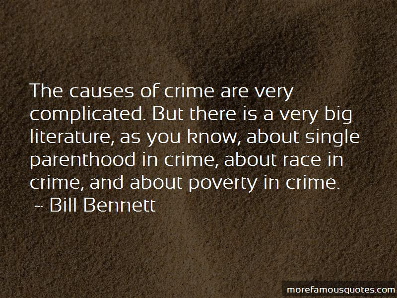 Causes Of Crime Quotes Pictures 2