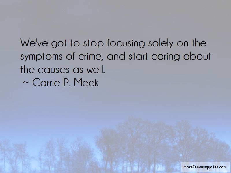 Causes Of Crime Quotes Pictures 4