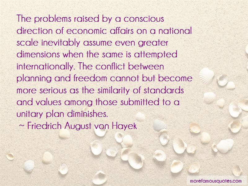Conflict And Values Quotes Pictures 2