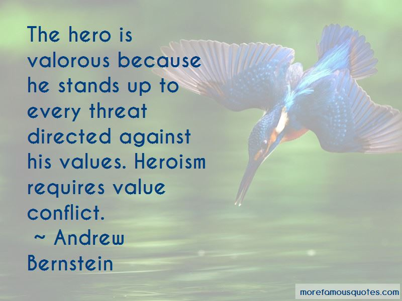 Quotes About Conflict And Values