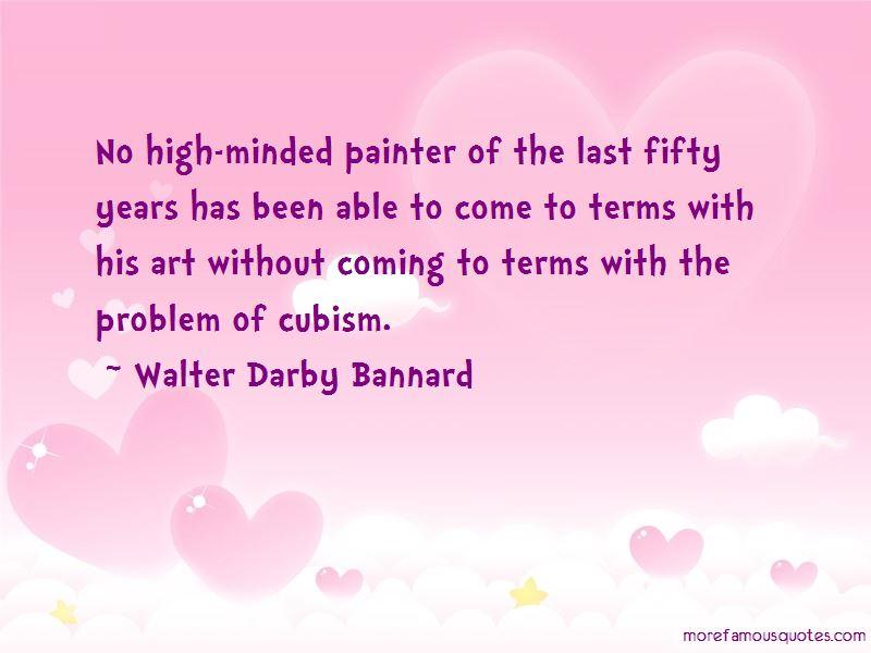 Quotes About Cubism Art