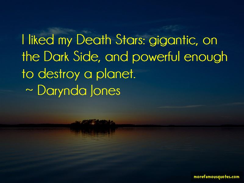 Quotes About Death Stars