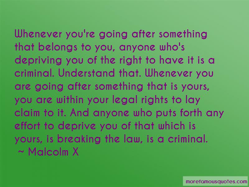 Depriving Quotes Pictures 2