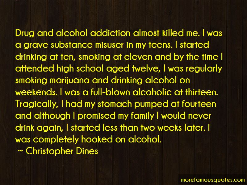 Quotes About Drug And Alcohol Addiction