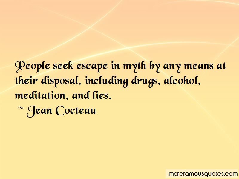 Quotes About Drugs And Lies