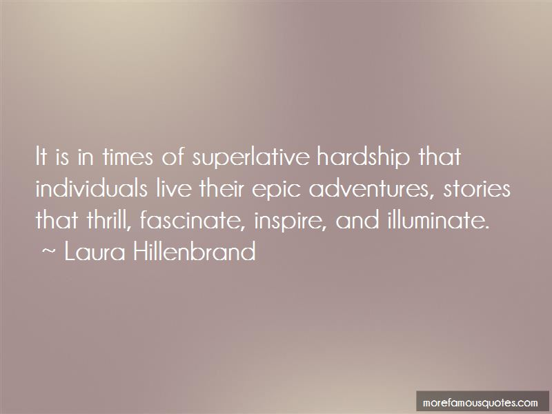 Quotes About Epic Adventures