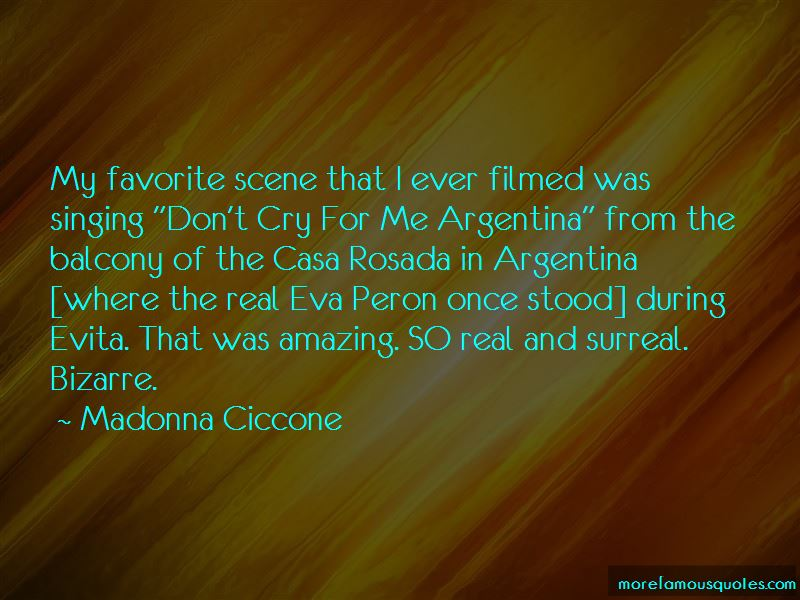 Quotes About Evita Peron
