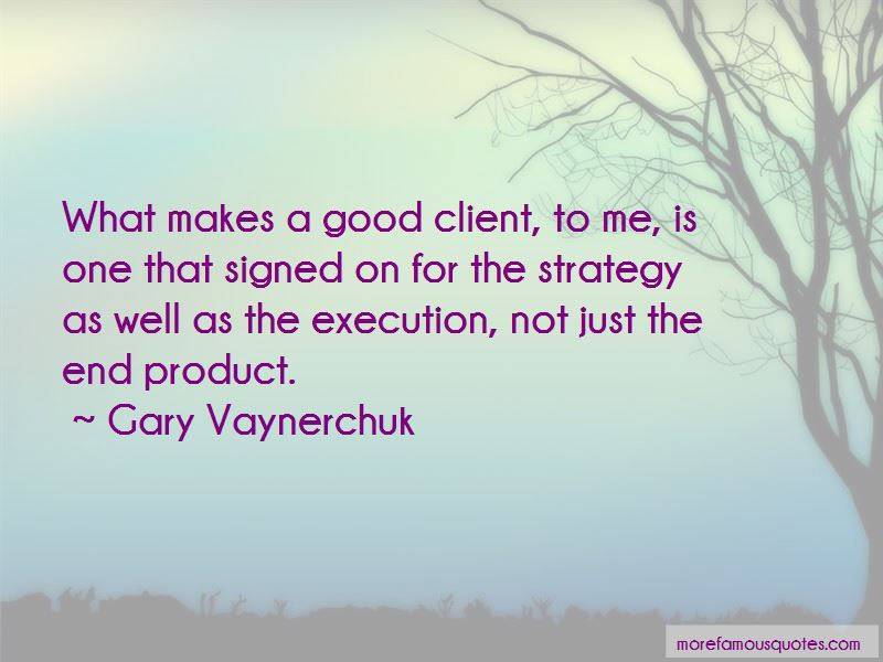 Quotes About Execution And Strategy