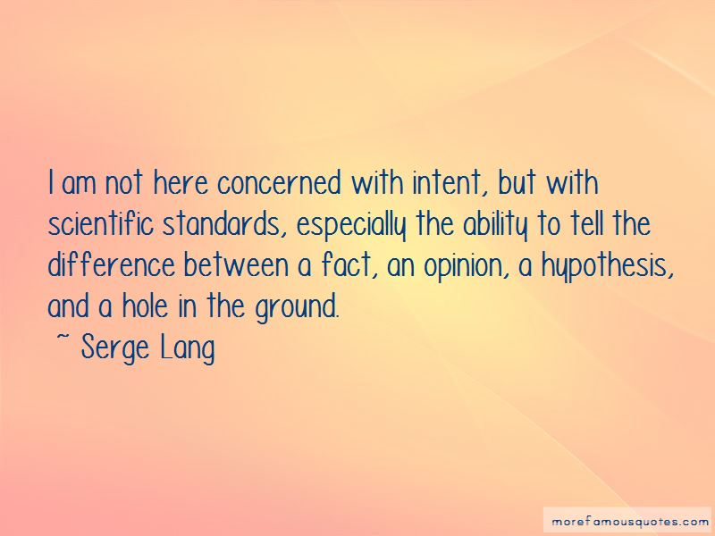Fact And Opinion Quotes Pictures 2