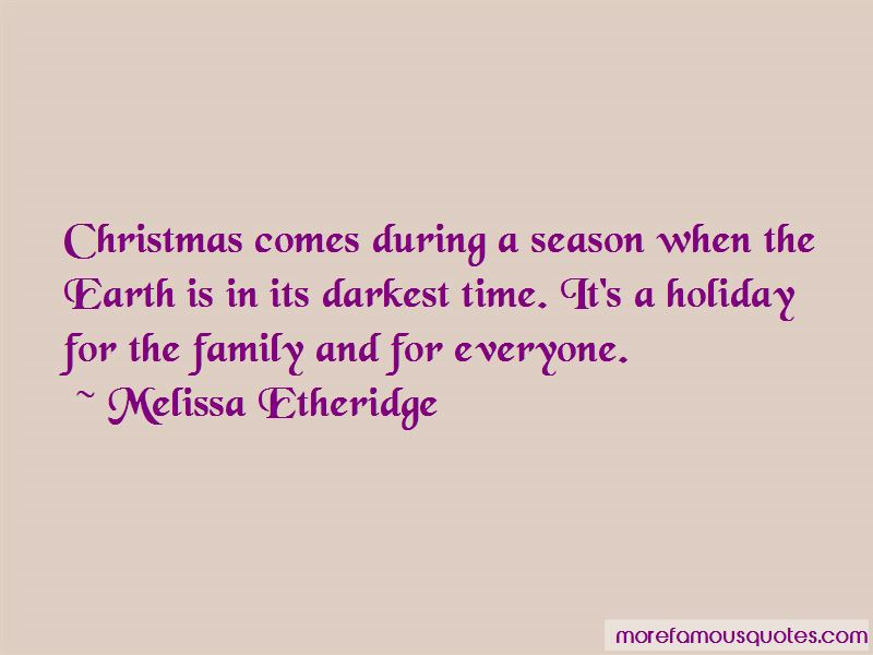 Family And Christmas Time Quotes Pictures 3