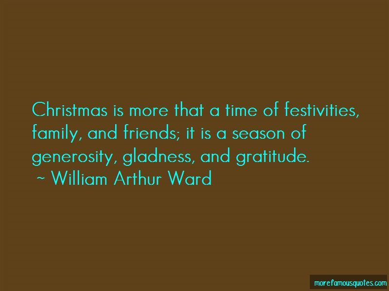 Quotes About Family And Christmas Time