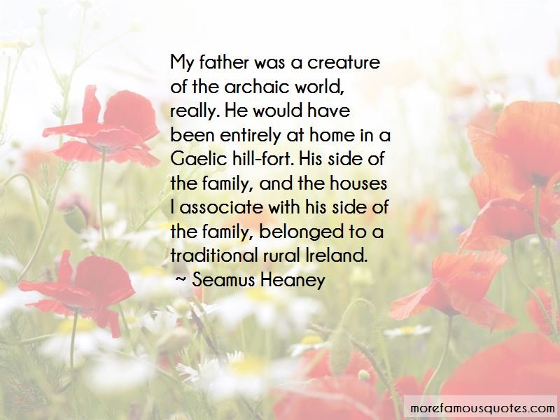 Quotes About Family In Gaelic
