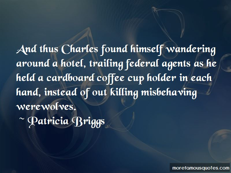 Quotes About Federal Agents