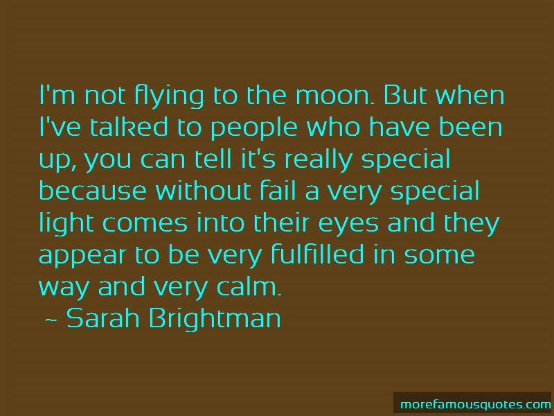 Quotes About Flying To The Moon