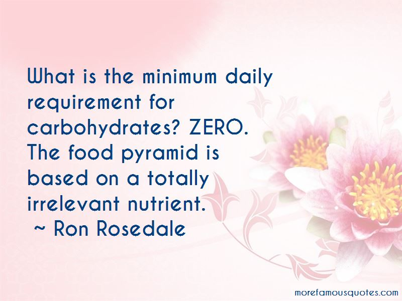 Food Pyramid Quotes Pictures 3