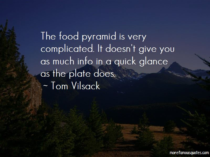 Quotes About Food Pyramid