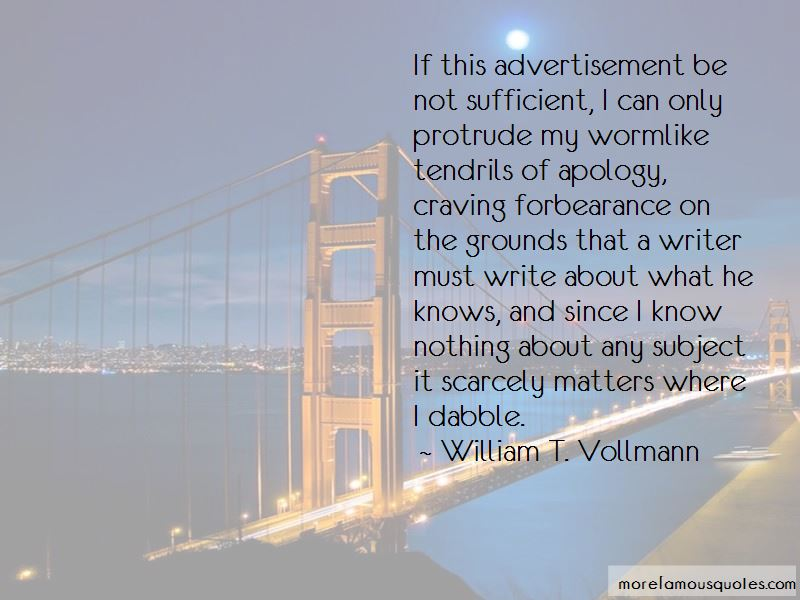 Quotes About Forbearance