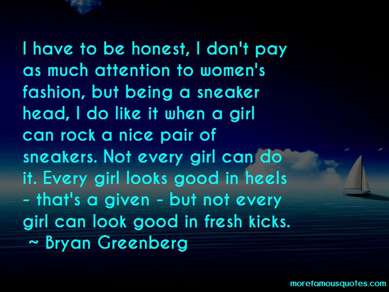 Quotes About Fresh Kicks