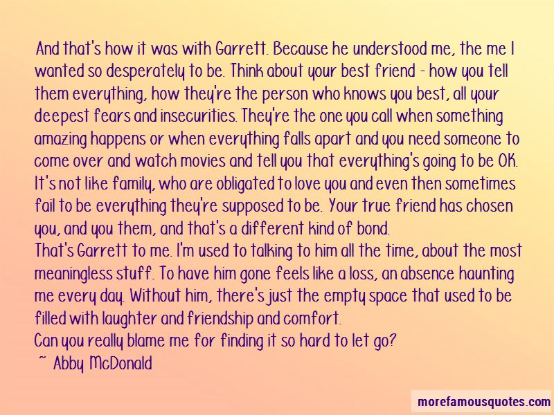 Quotes About Friendship That Falls Apart