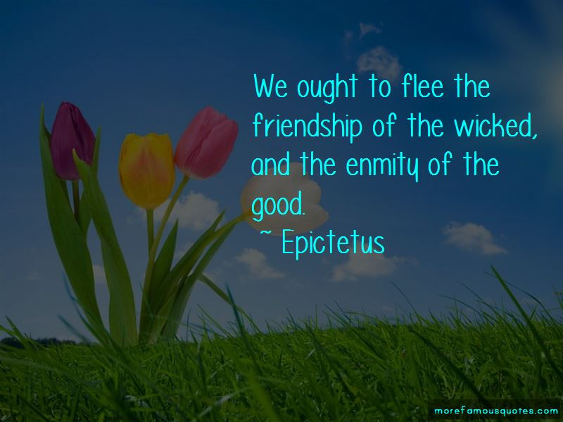Quotes About Friendship Wicked