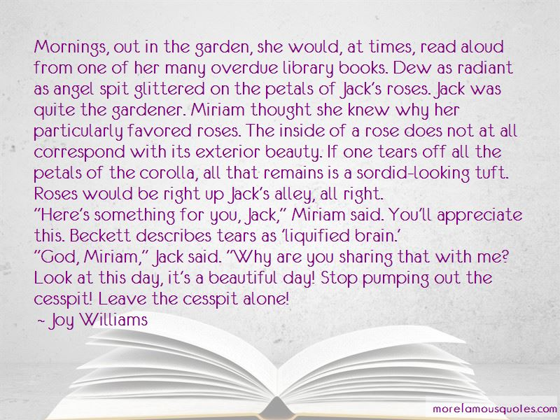 Quotes About Garden Angel