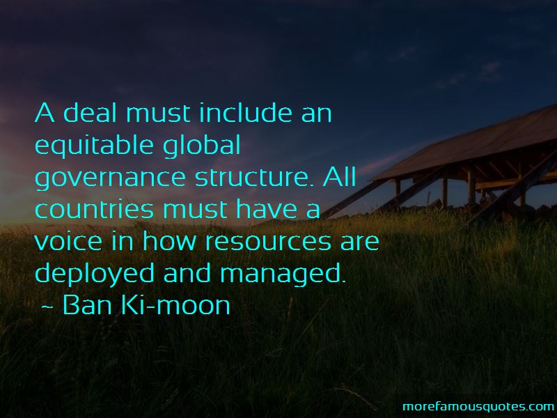 Global Governance Quotes Pictures 4