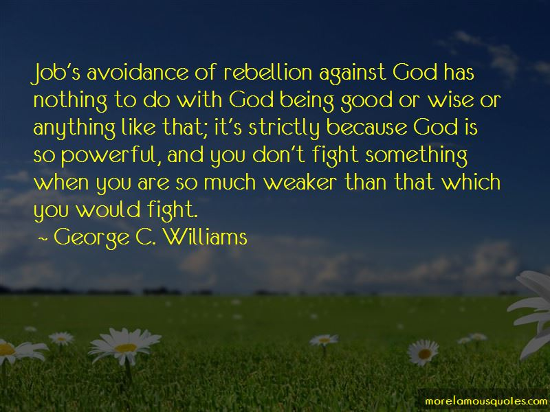 Quotes About God Being Good