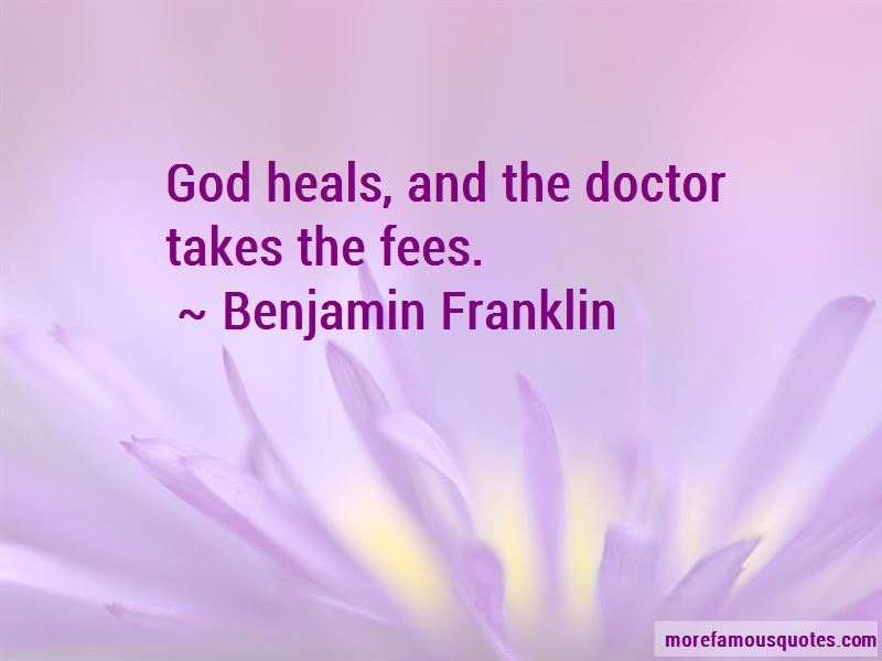Quotes About God Heals