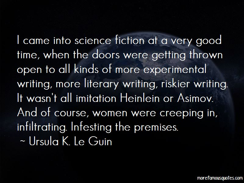 Quotes About Good Fiction Writing