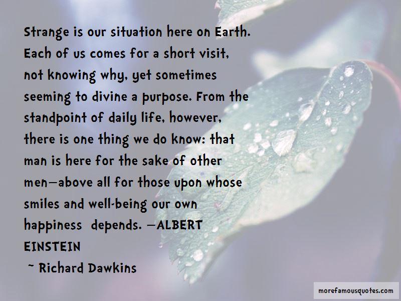 Quotes About Happiness Albert Einstein