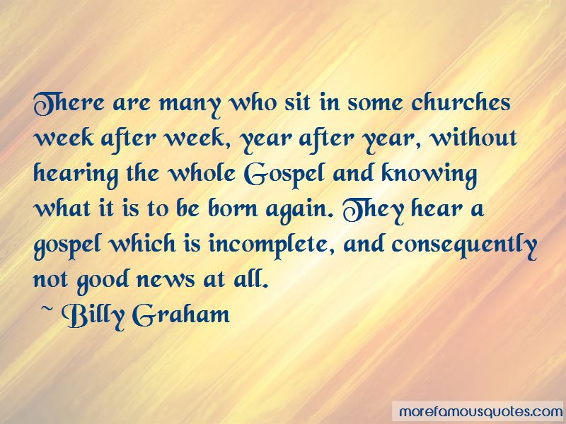 Quotes About Hearing Good News