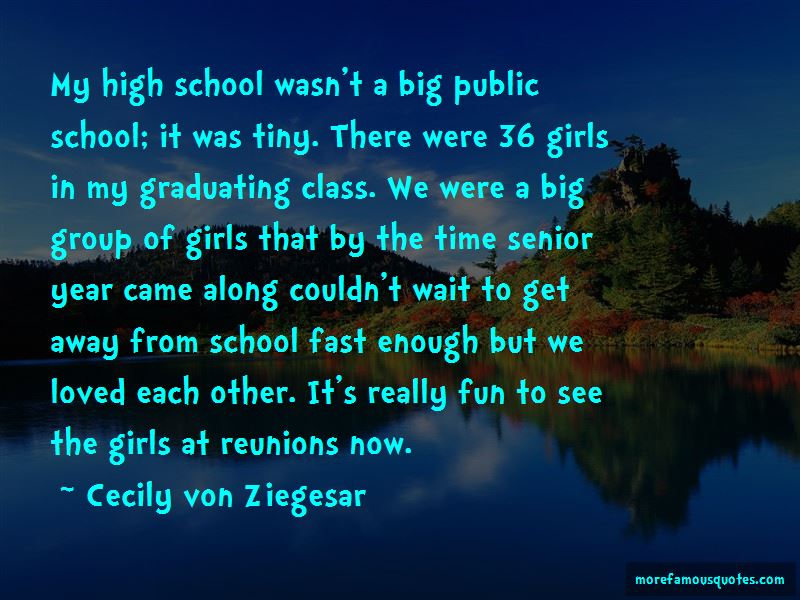 High School Reunions Quotes Pictures 3