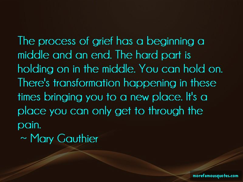 Quotes About Holding On Through Hard Times