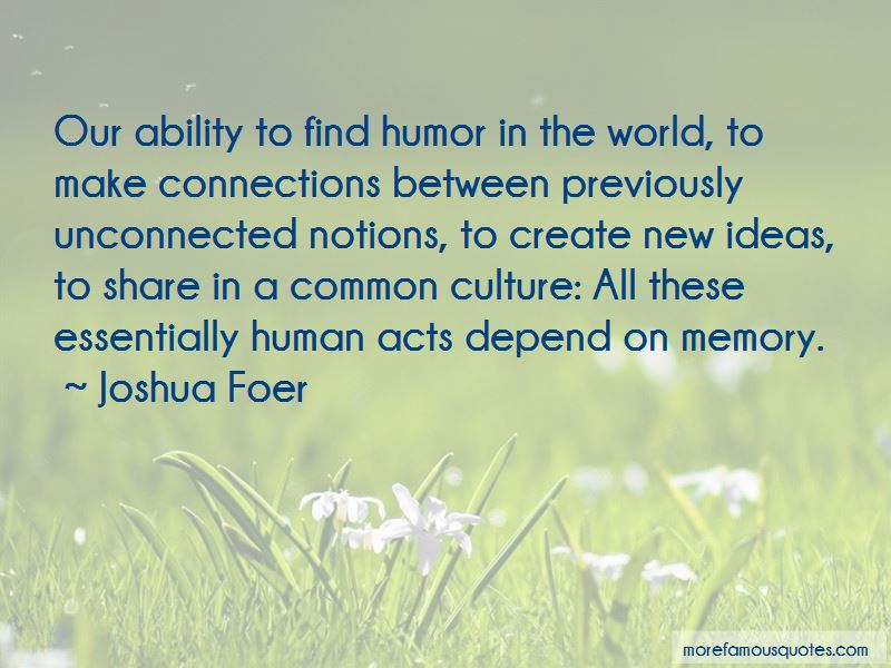 Human Acts Quotes Pictures 3