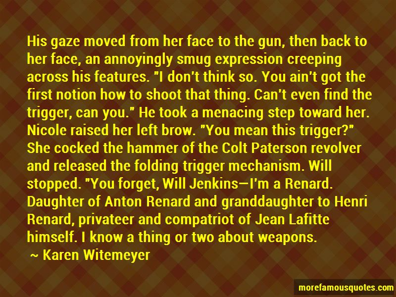 Quotes About Jean Lafitte