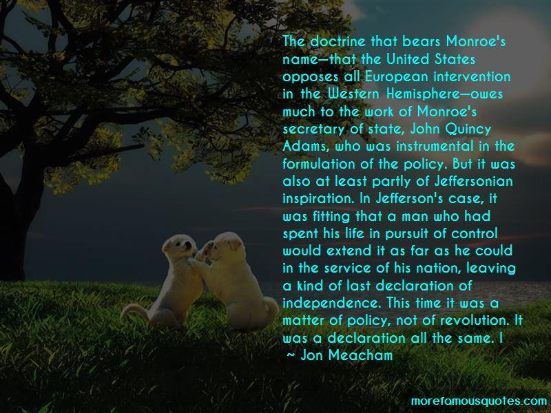 John Quincy Adams Quotes Pictures 4