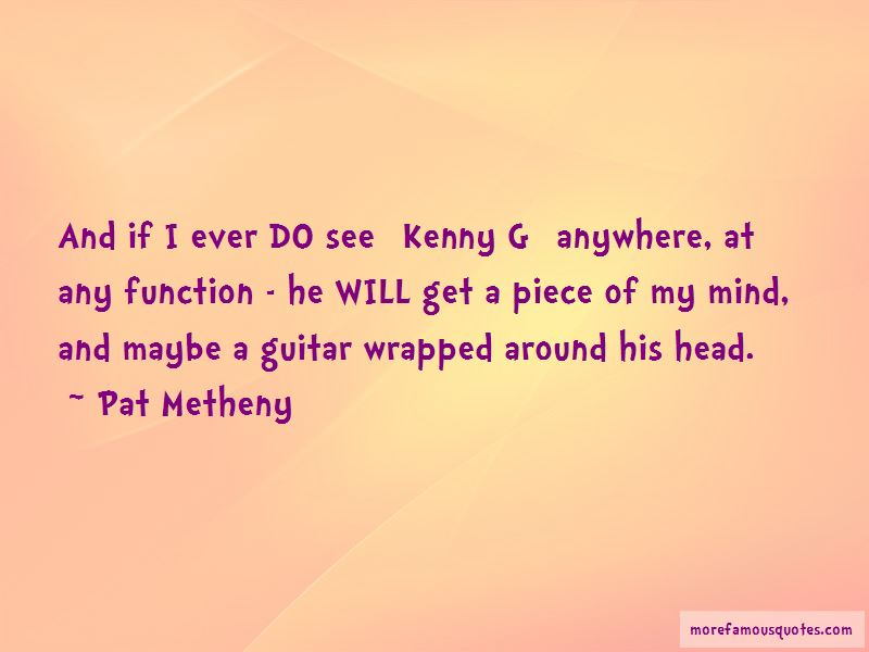 Kenny G Quotes Pictures 4