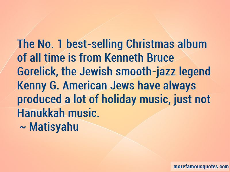 Quotes About Kenny G