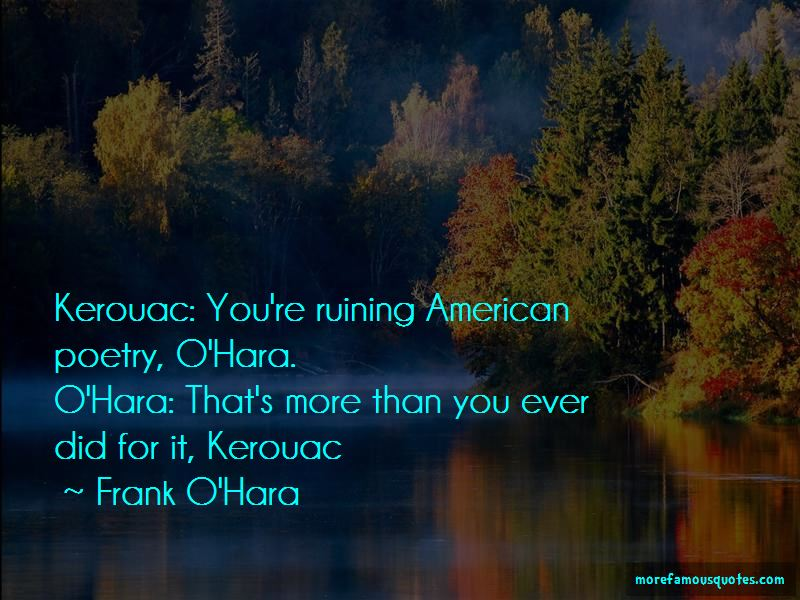 Quotes About Kerouac