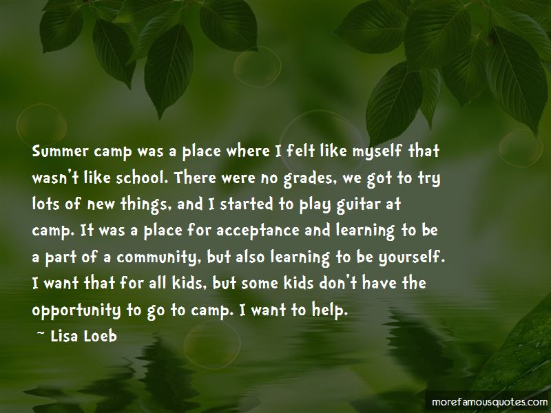 Quotes About Learning To Be Yourself