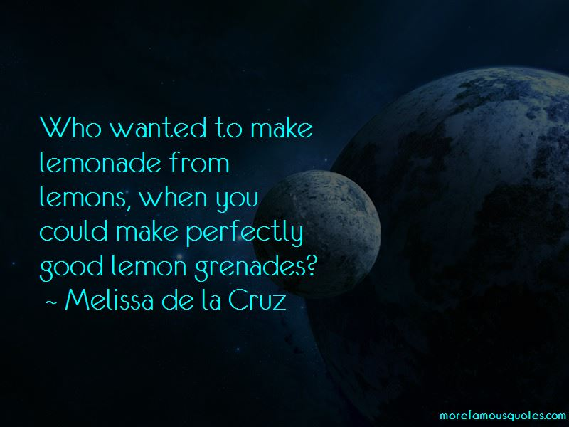Lemons And Lemonade Quotes Pictures 3