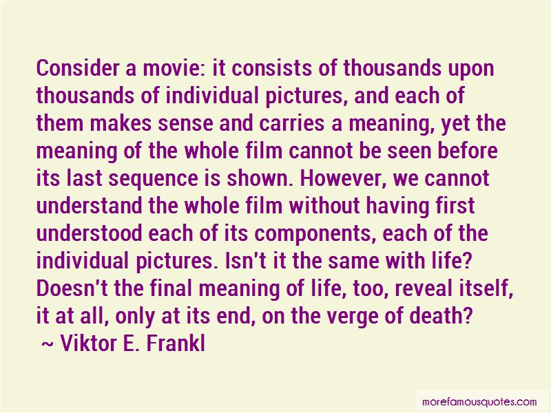 Quotes About Life And Death Pictures