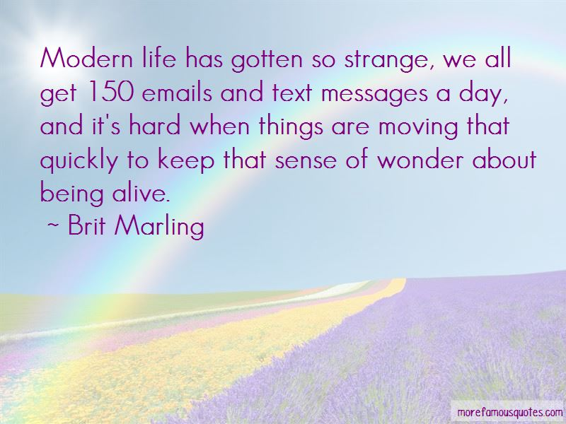 Life Moving Quickly Quotes Pictures 4