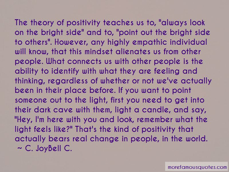 Light And Positivity Quotes Pictures 2
