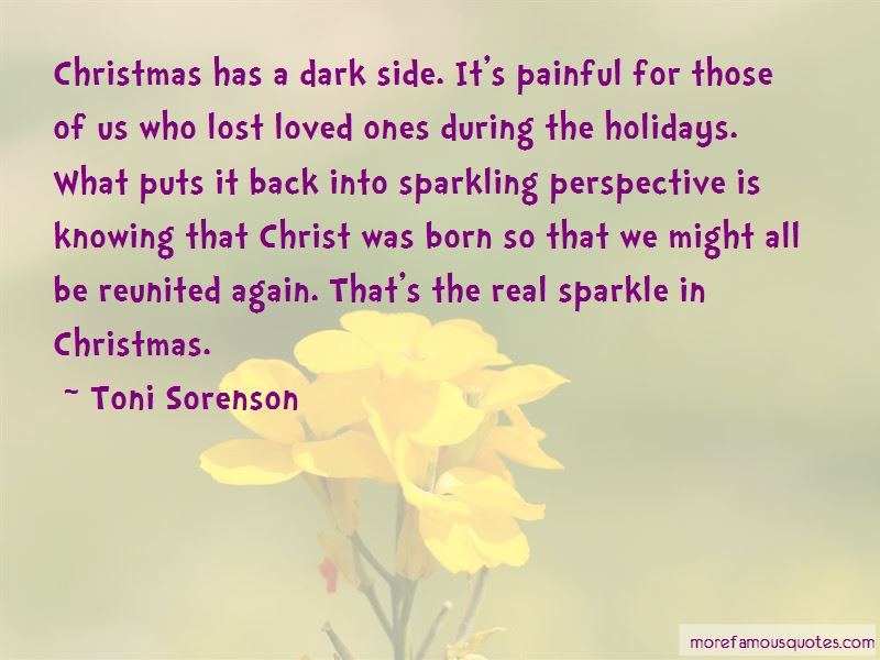 Quotes About Lost Loved Ones At Christmas: top 1 Lost Loved ...