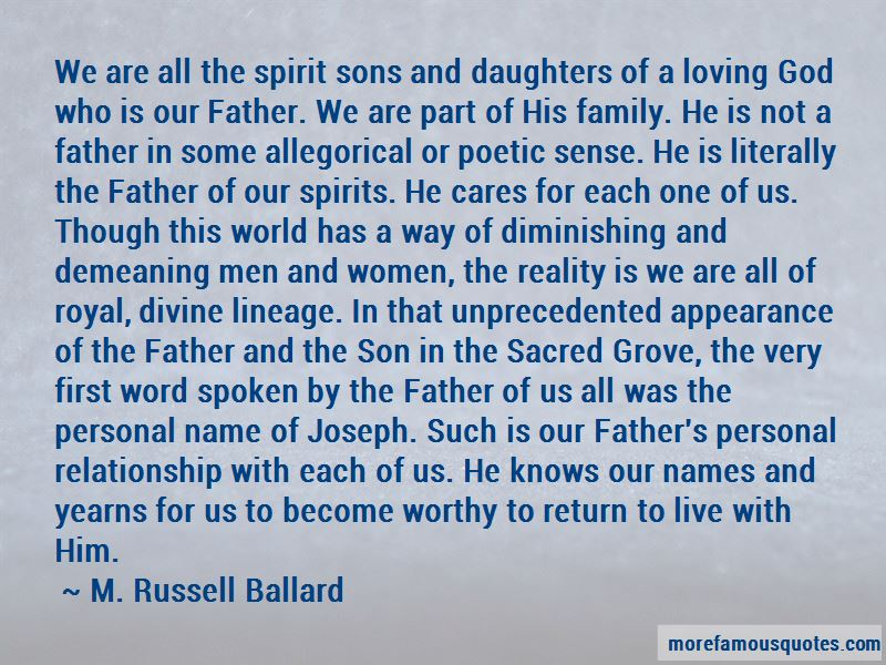 Quotes About Loving God And Family Top 24 Loving God And Family