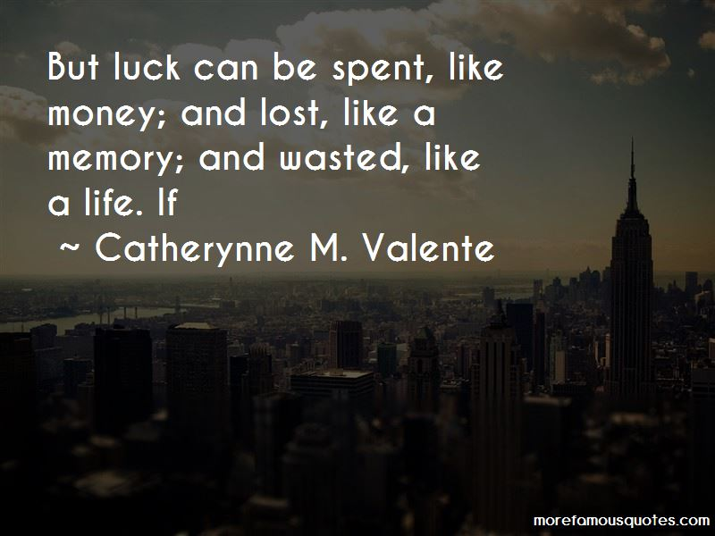 Luck And Money Quotes Pictures 2