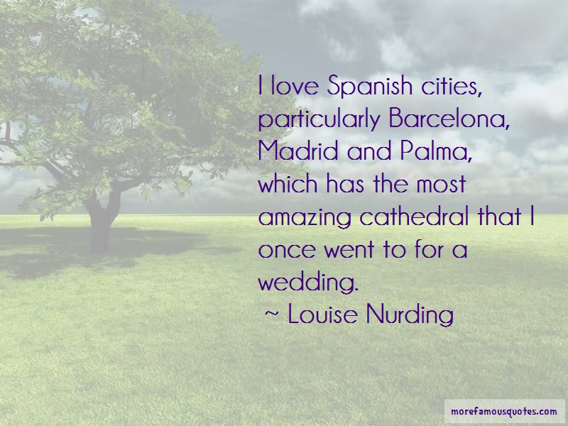 Quotes About Madrid In Spanish