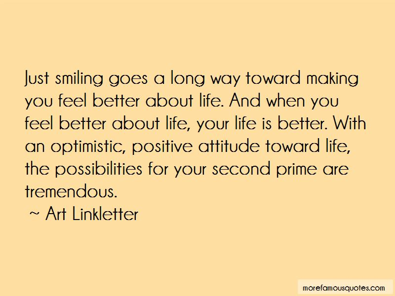 Quotes About Making You Feel Better