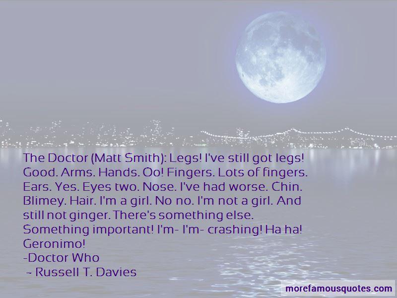 Matt Smith Quotes Pictures 2